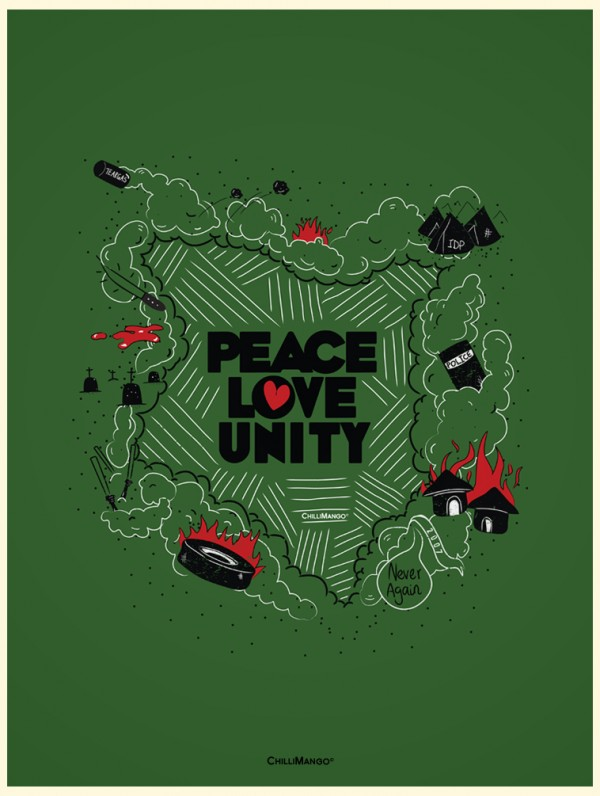 PeaceLoveUnity